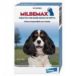 Milbemax kleine hond ontwormingskuur