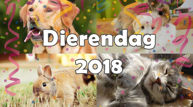 dierendagacties 2018