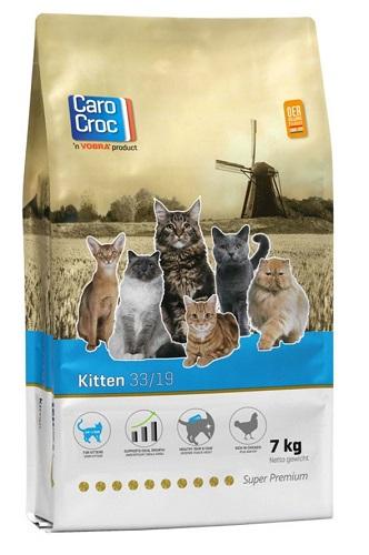 Carocroc kittenvoer