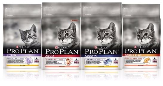 proefverpakkingen kattenvoer